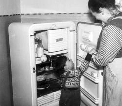 изобретение и появление первого холодильника в мире и в ссср