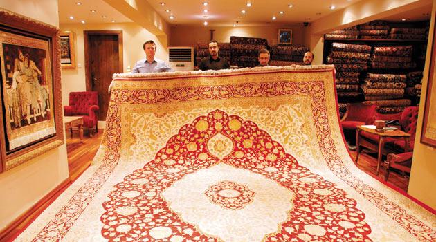 выбор ковров